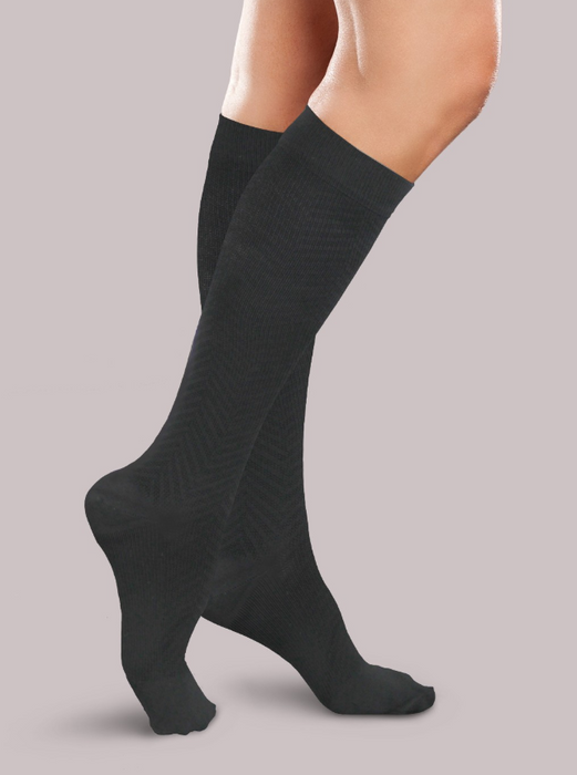 15-20 mmHg Trouser Socks for Women