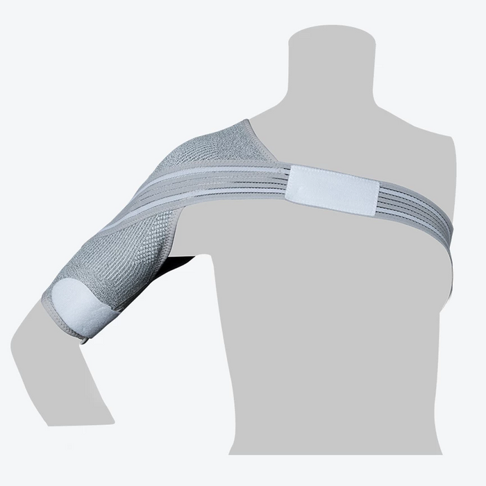 Incrediwear Shoulder Brace - Main View, Right Shoulder | Dahl Medical Supply