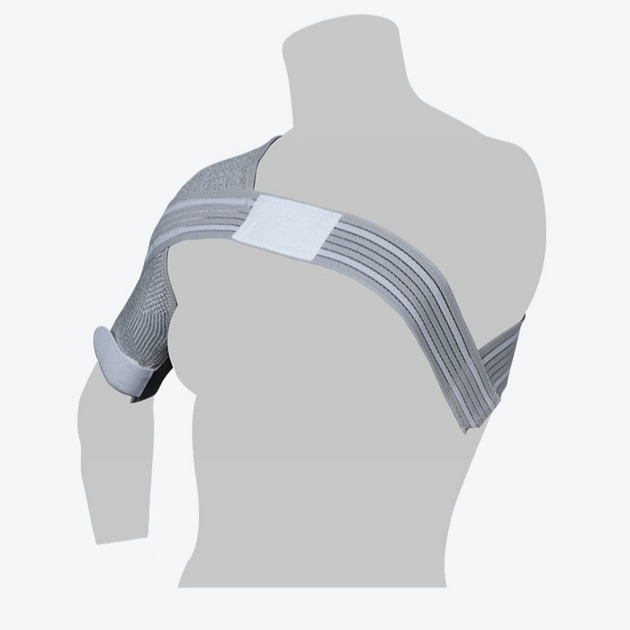 Incrediwear Shoulder Brace - Main View, Side View | Dahl Medical Supply
