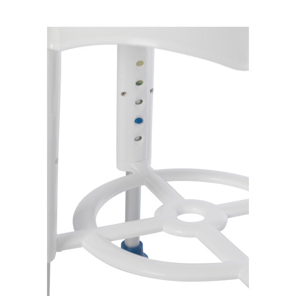 Drive Medical Swivel Seat Shower Stool RTL12061M Adjustable Height Image