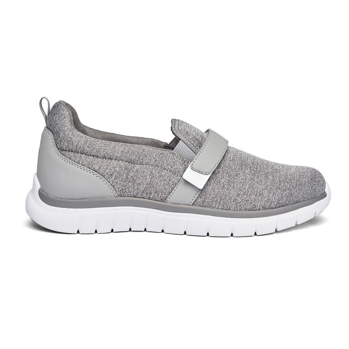 Anodyne Women's No. 11  Sport Trainer - Grey, Side Image | Dahl Medical Supply