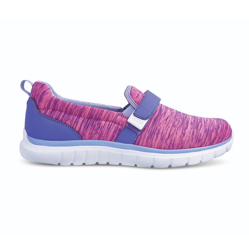Anodyne Women's No. 11  Sport Trainer - Purple Pink, Side Image | Dahl Medical Supply