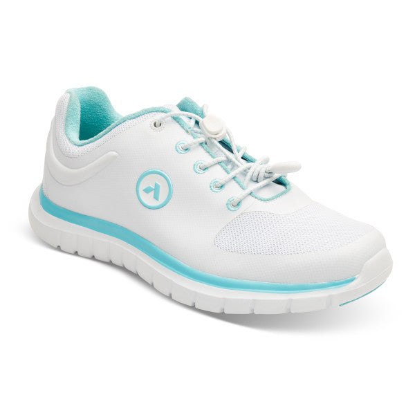 No.23 Sport Runner - White/Blue