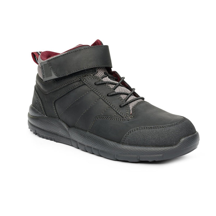No.55 Trail Boot - Oil Black