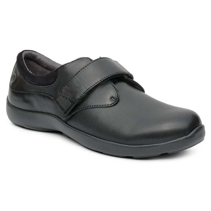 Anodyne No.63 Therapeutic Diabetic Orthopedic Casual Comfort Stretch Shoe - Side | Dahlmedicalsupply.com