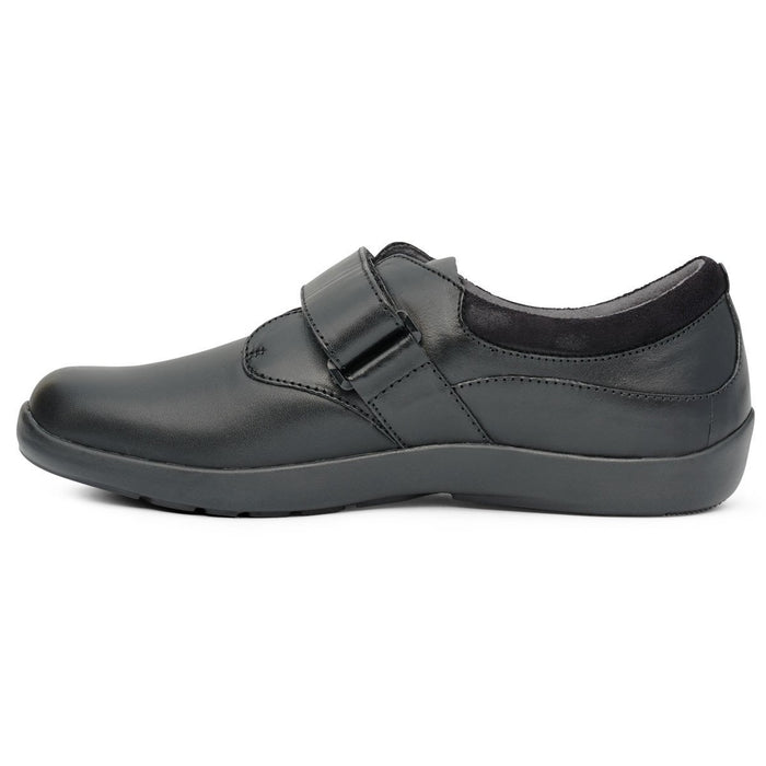 Anodyne No.63 Therapeutic Diabetic Orthopedic Casual Comfort Stretch Shoe - side view | Dahlmedicalsupply.com