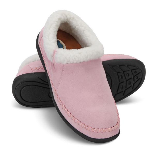 Dr.Comfort Women's Diabetic Slipper Indoor/Outdoor - Pink