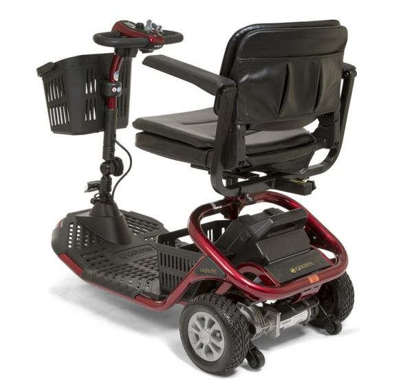 Dahl Medical Supply - 3 Wheel Scooter Rental