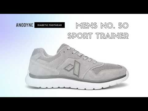 No. 50 Sport Trainer - Grey
