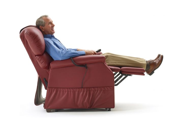 Standard Lift Chair Rental - Siting Position | Dahl Medical Suypply - Minneapolis, Minnesota
