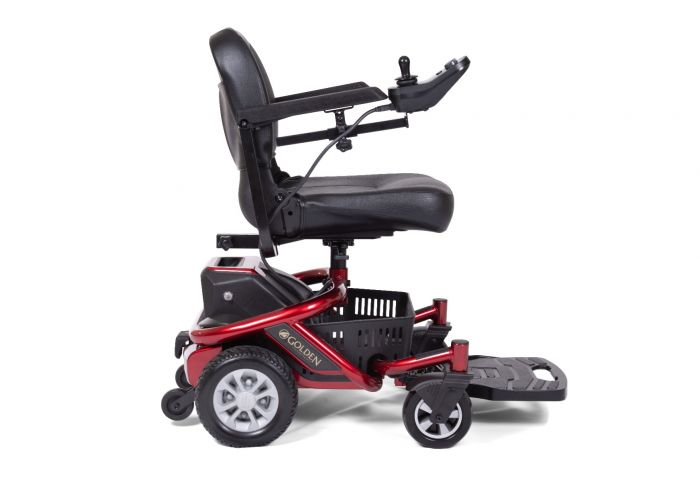 Power Chair Rental, How to take Seat Off Photo - Dahl Medial Supply | Minneapolis, MN
