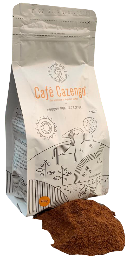 Café Cazengo - Dark Roast Ground