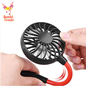 Handy Hanging Neck AirFan