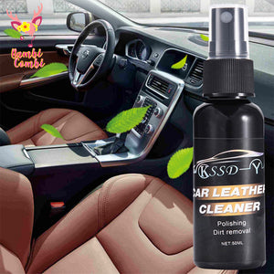 Car Interior Leather Cleaner