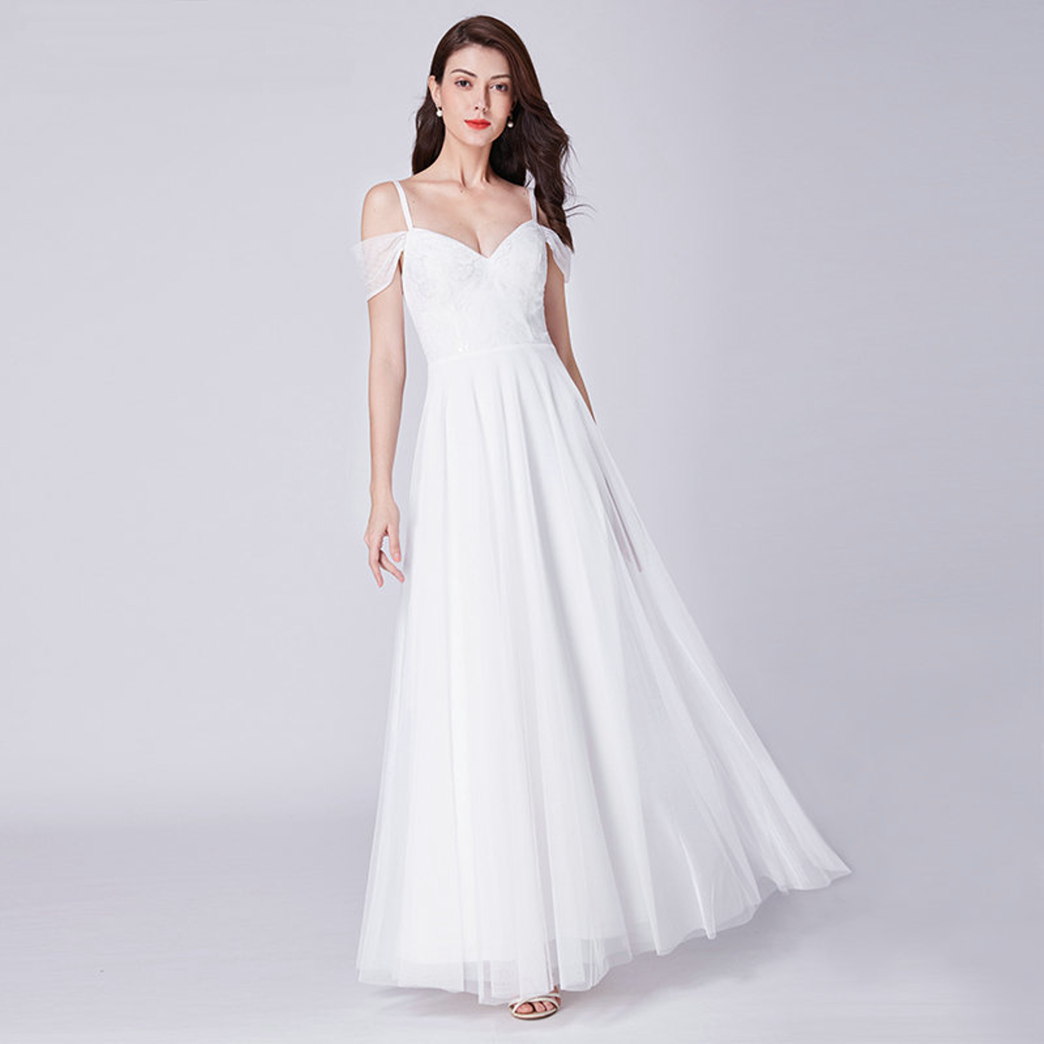 How To Look Stylish And Beautiful In Casual Wedding Dresses The