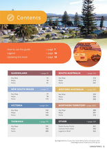 Load image into Gallery viewer, Caravan Parks Australia Wide Book - Spiral Bound - 5th Edition 2019