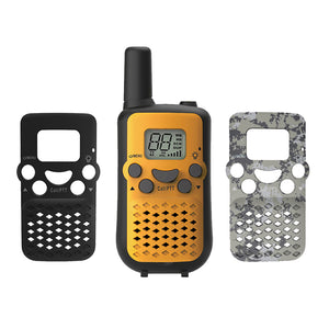 Crystal Mobile 0.5W HandHeld UHF Radio