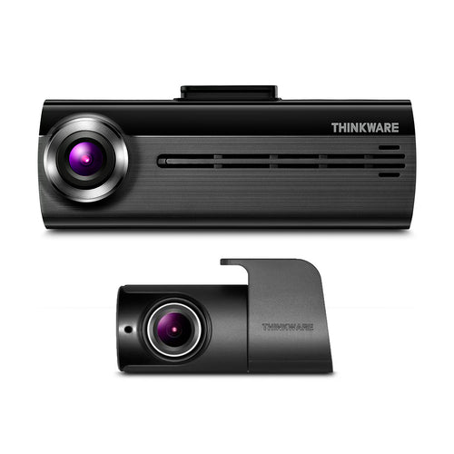 THINKWARE F200 Full HD + HD 2-Channel Dash Camera