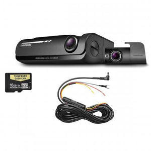 THINKWARE F770D16 FRONT & REAR DASH CAM - 16GB