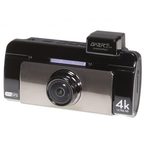 G4KDVR20  4K ULTRA HD DASH CAM WIFI GPS - 16GB
