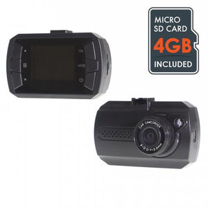 GDVR110  720P HD DASH CAM - 4GB