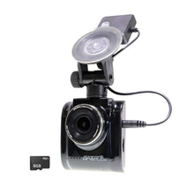 Load image into Gallery viewer, Gator Full HD Dash Camera with GPS and 8GB Micro SD Card