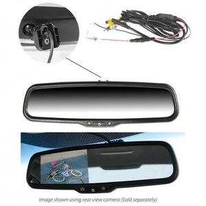 "GRM430EM  4.3"" DISPLAY OEM REPLACEMENT MIRROR"