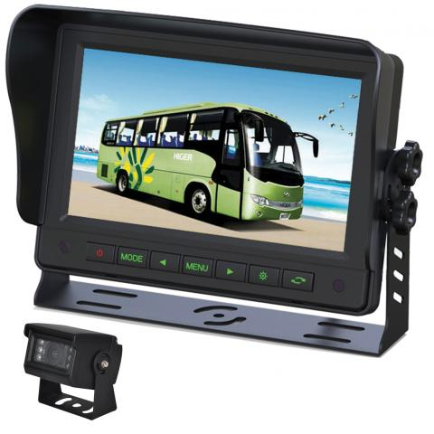 Gator GT700SD Commercial Grade Reversing Camera and 7-inch Monitor Kit
