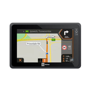 Hema HX-1 Navigator GPS : HX1 On and Offroad Navigation Australia Wide
