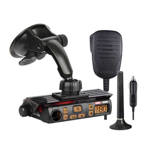 GME Plug'n Play UHF Radio Kit