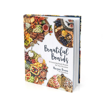 Signed Beautiful Boards Cookbook