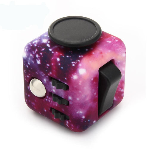 Fidget cube-anti stress and anxiety relief-10 Styles- Free shipping