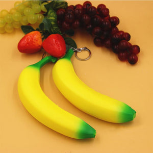 Squishy Banana-scented and soft-Free Shipping