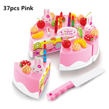 75 pcs Birthday cake - DIY - Pretend play- 2 colours- Free shipping