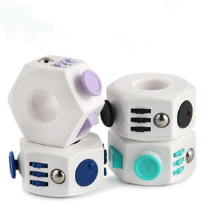 Ring Fidget Cube -Six Sides- Stress Relief - Free shipping