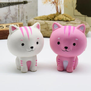 Cartoon Cat Squishy - Free shipping