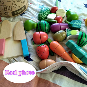 Wooden Pretend Play- Great quality Kitchen Toys