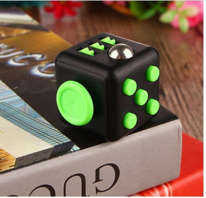 Cube fidget anti-stress toy - Free shipping