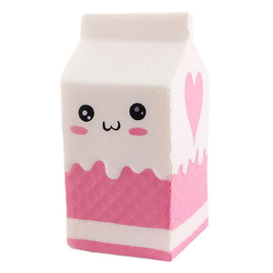 Squishy milk bottle - Free shipping