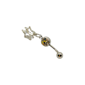 Star Belly Ring