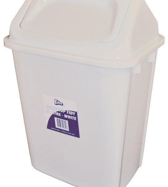 EDCO SWING TOP TIDY BINS