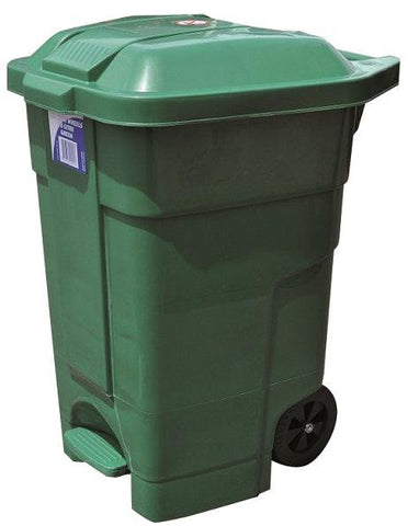 EDCO HEAVY DUTY BIN WITH WHEELS 70L