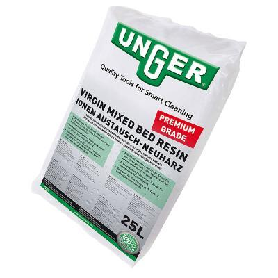 Unger DI Filter Resin Beads - 25  Litres