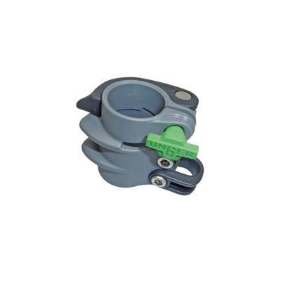 Unger HiFlo nLite Clamp Complete (Grey) - available in 3 sizes.