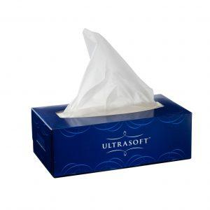 Ultrasoft Facial Tissue 200 sheet