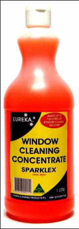 Sparklex Window Cleaning Concentrate 1L