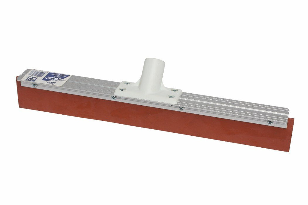 EDCO RED RUBBER FLOOR SQUEEGEE