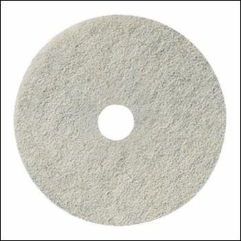 3M White Super Polishing Pad