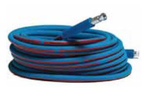Non-Marking High Pressure Hose - Blue