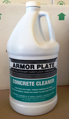 Armor Plate Concrete Cleaner